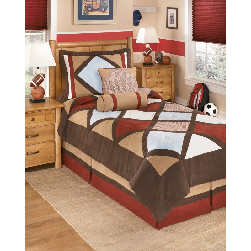 Academy 5-Piece Twin Comforter Set