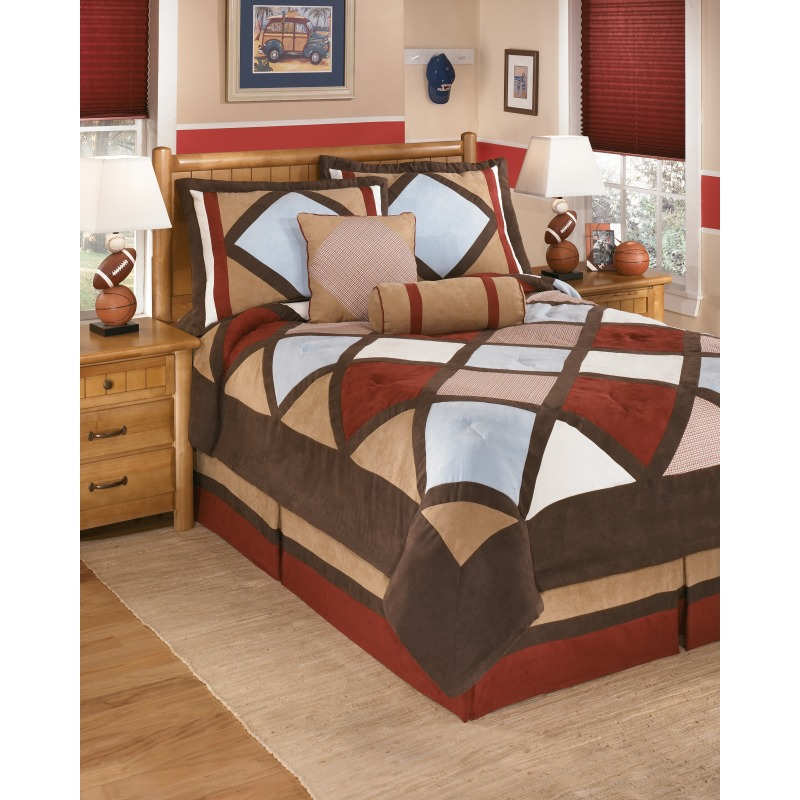 Academy 6-Piece Full Comforter Set