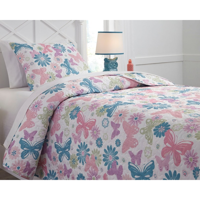 Jobeth 2-Piece Twin Quilt Set