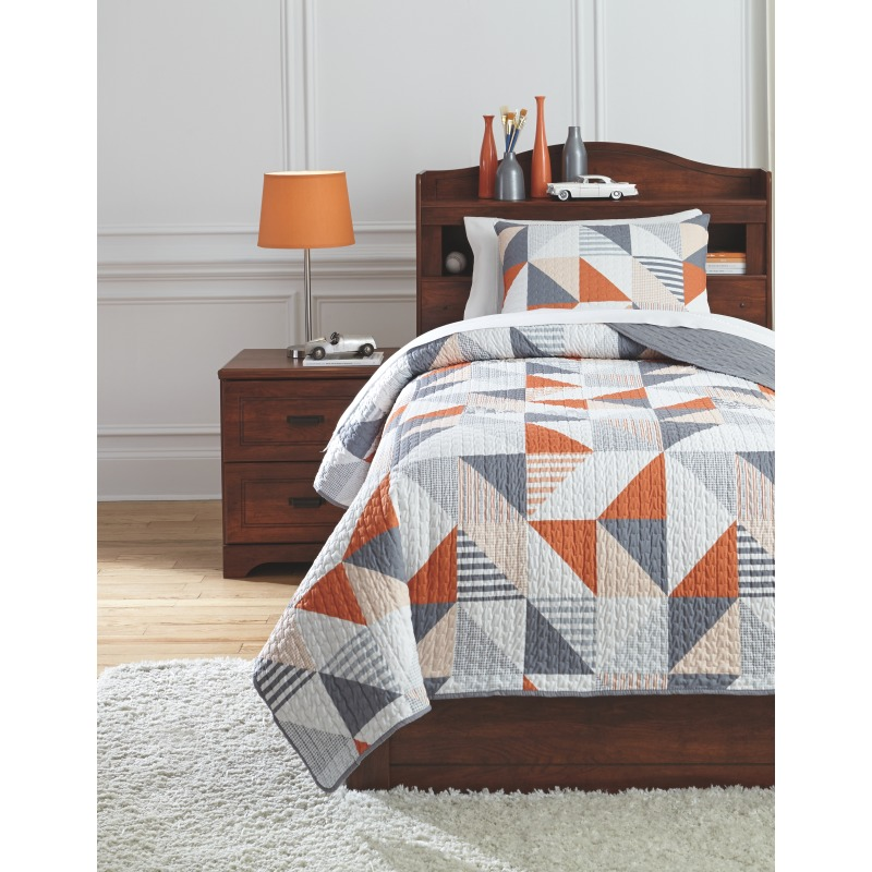 Layne 2-Piece Twin Coverlet Set