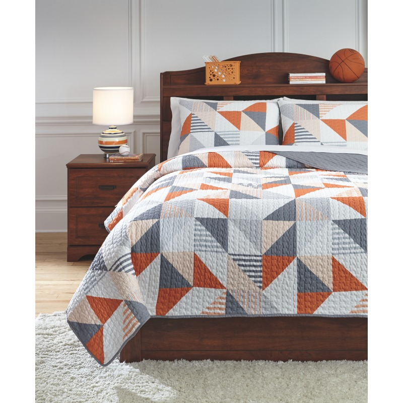 Layne 3-Piece Full Coverlet Set