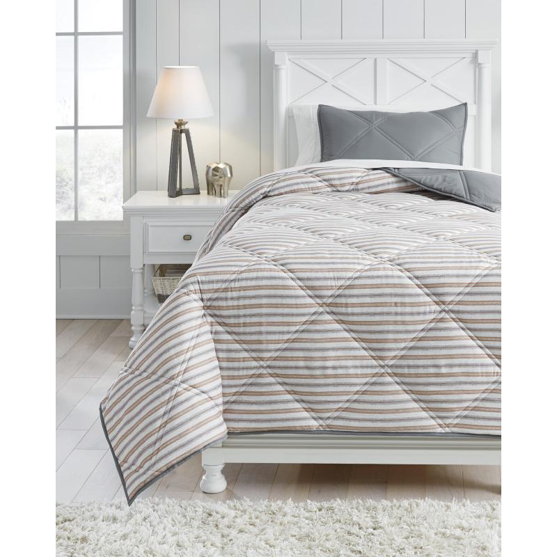 Rhey 2-Piece Twin Comforter Set