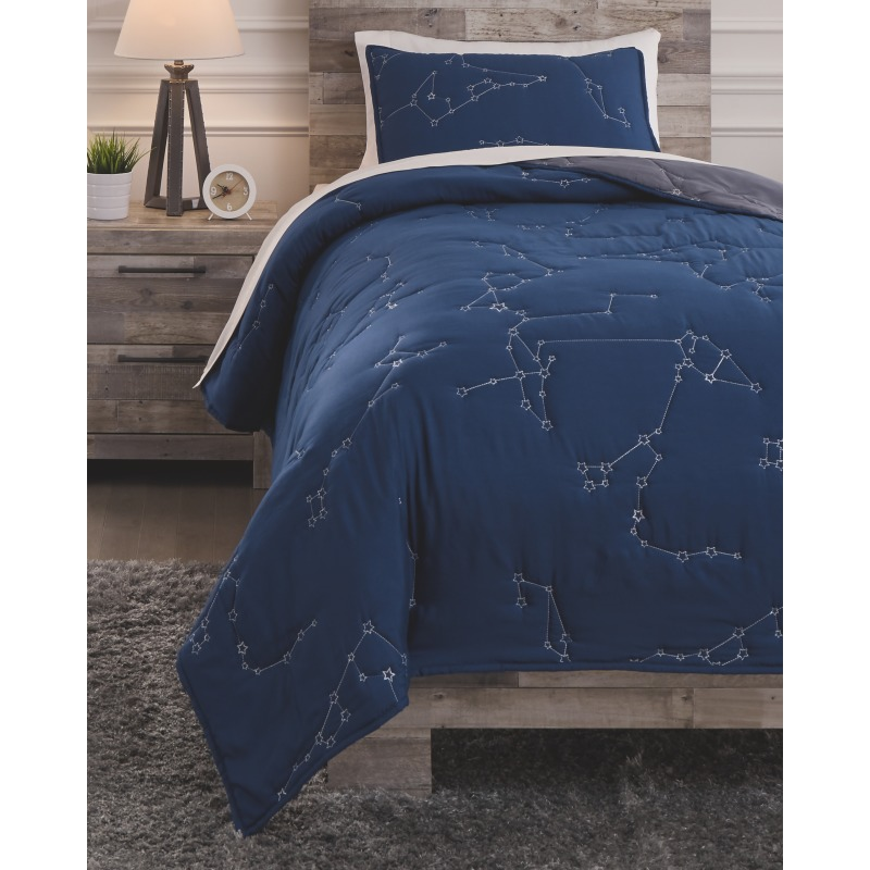Ekin Twin Quilt Set