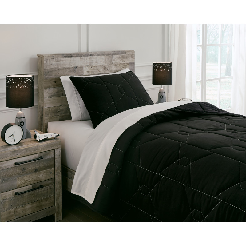 Meliora Twin Quilt Set