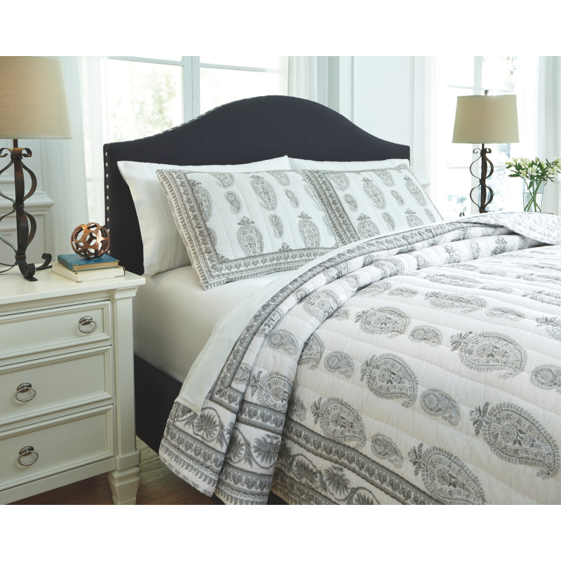 Almeda 3-Piece Queen Coverlet Set