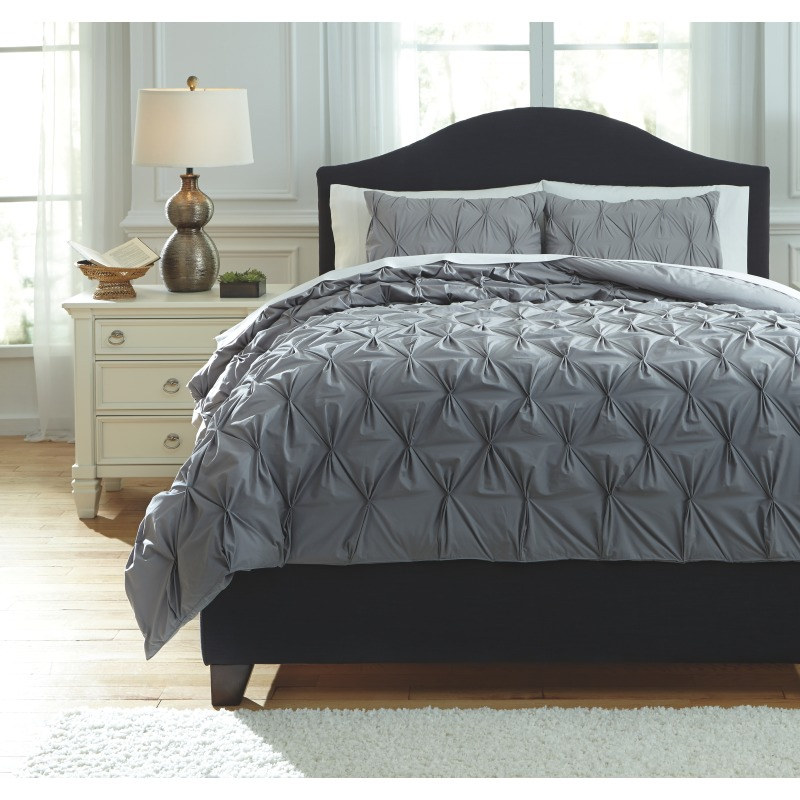 Rimy 3-Piece King Comforter Set
