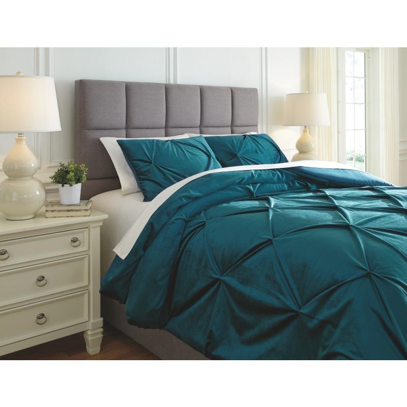 Meilyr 3-Piece King Comforter Set