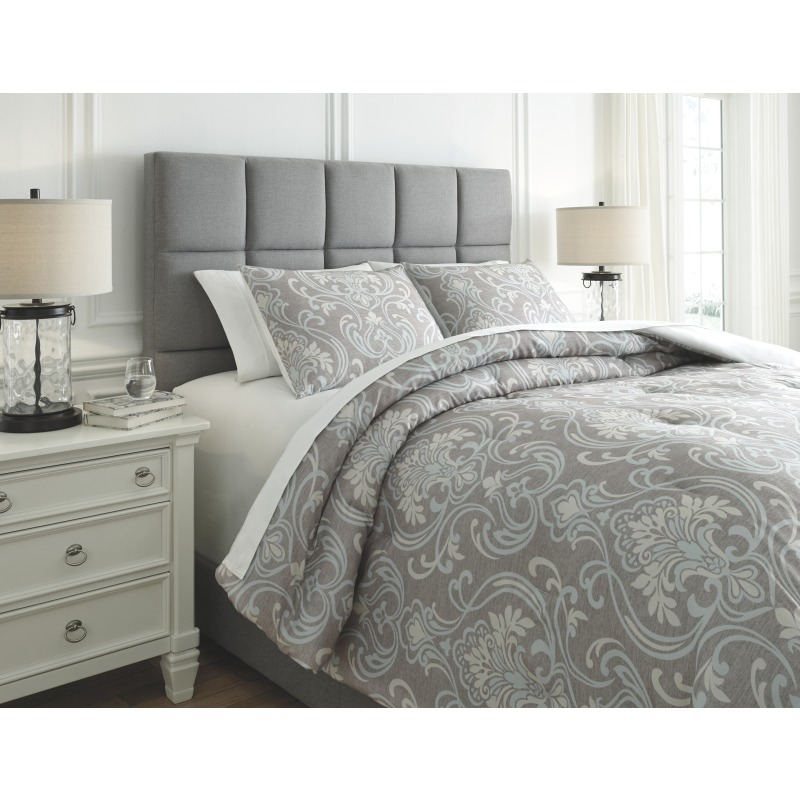 Noel 3-Piece King Comforter Set