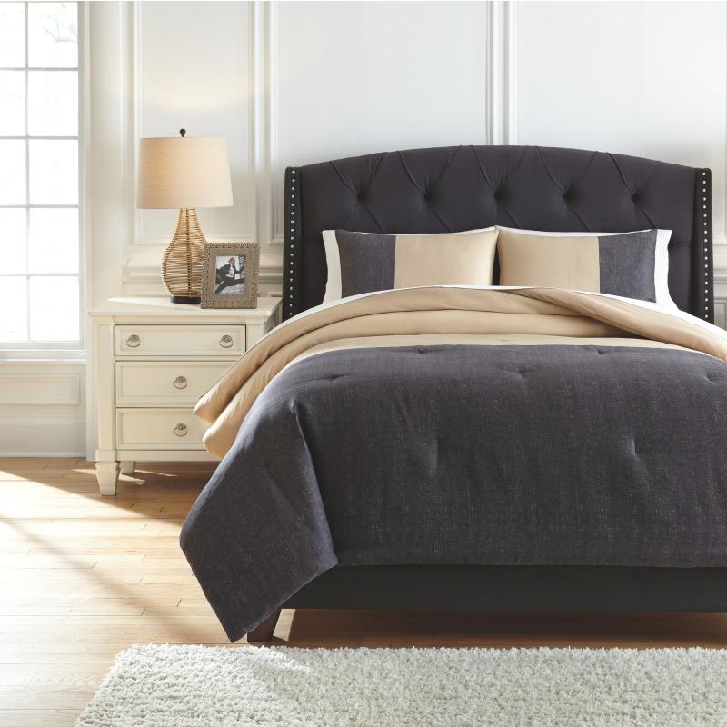 Medi 3-Piece Queen Comforter Set