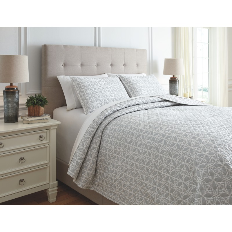 Mayda 3-Piece King Quilt Set