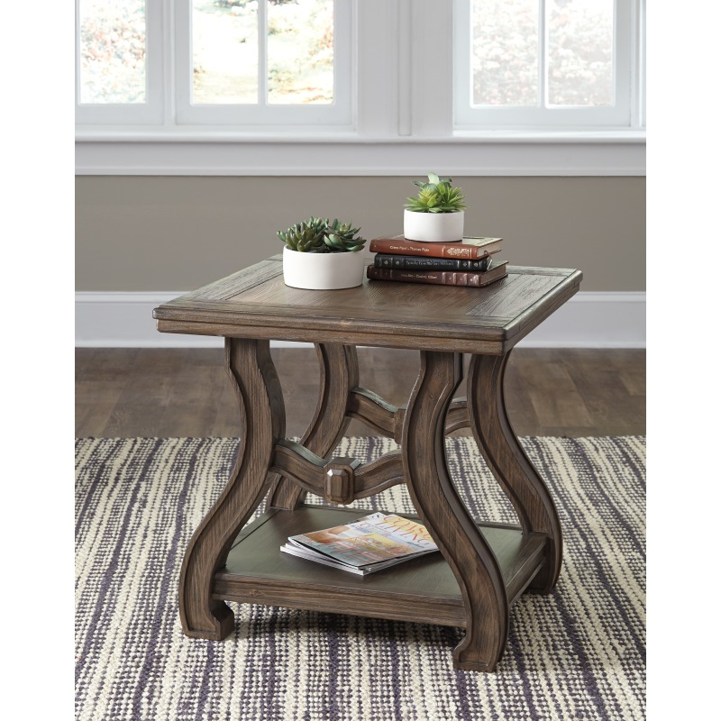 Tanobay End Table
