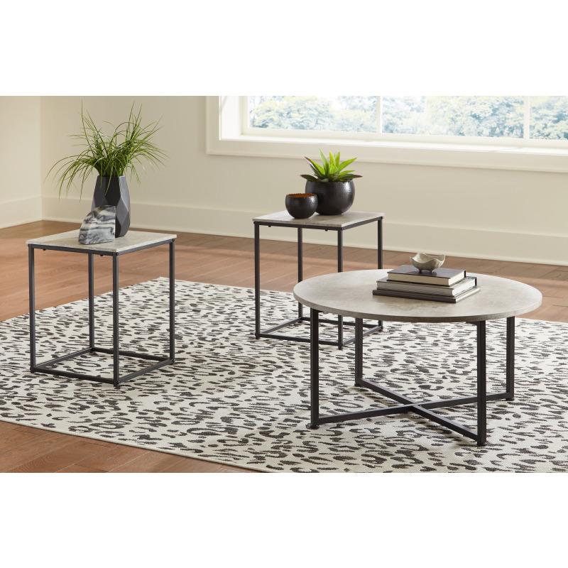 Lazabon Table (Set of 3)