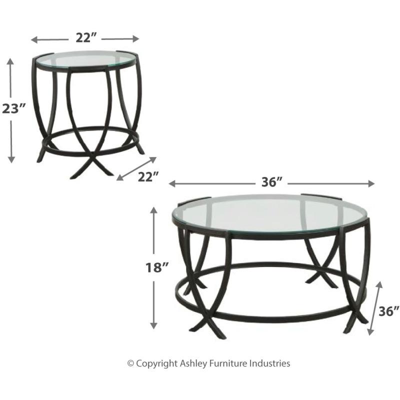 Tarrin Table (Set of 3)