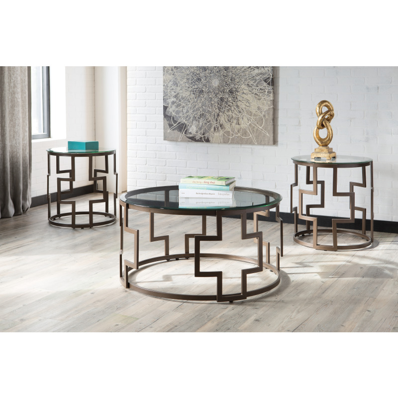 Frostine Table (Set of 3)