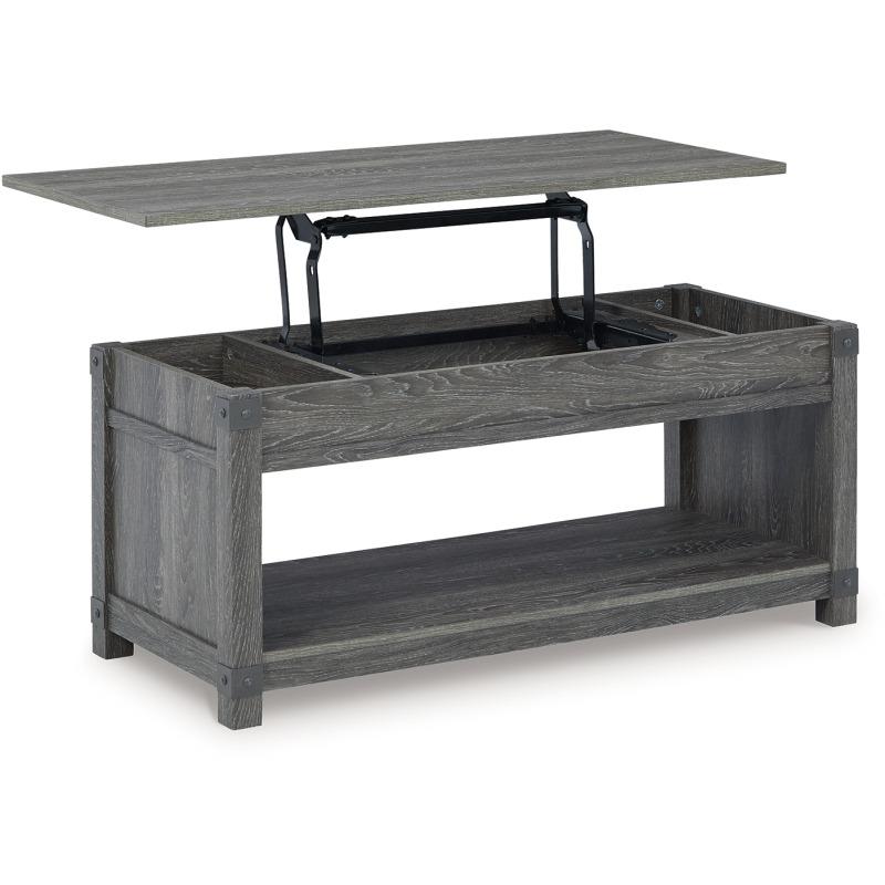 Freedan Lift-Top Coffee Table