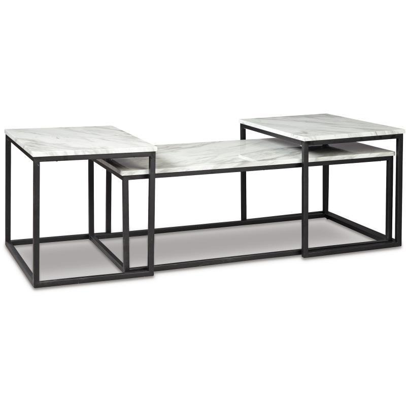 Donnesta Table (Set of 3)