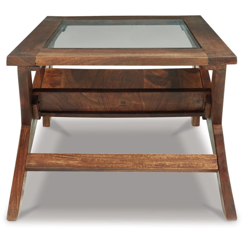 Charzine Coffee Table