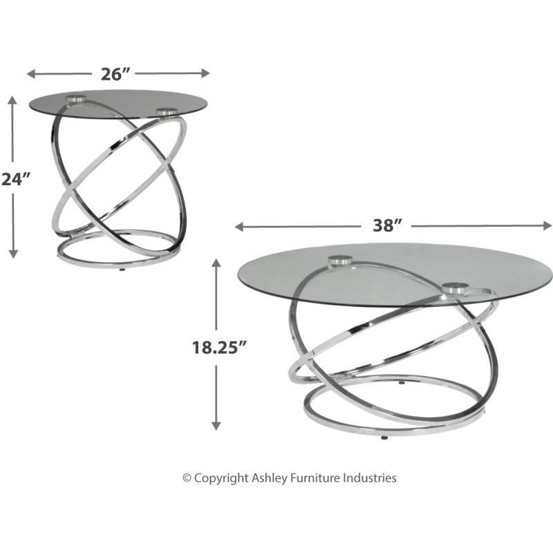 Hollynyx Table (Set of 3)