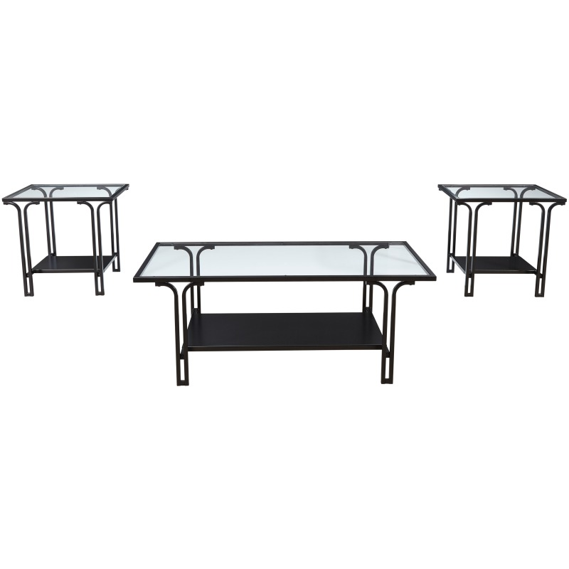 Geriman Table (Set of 3)