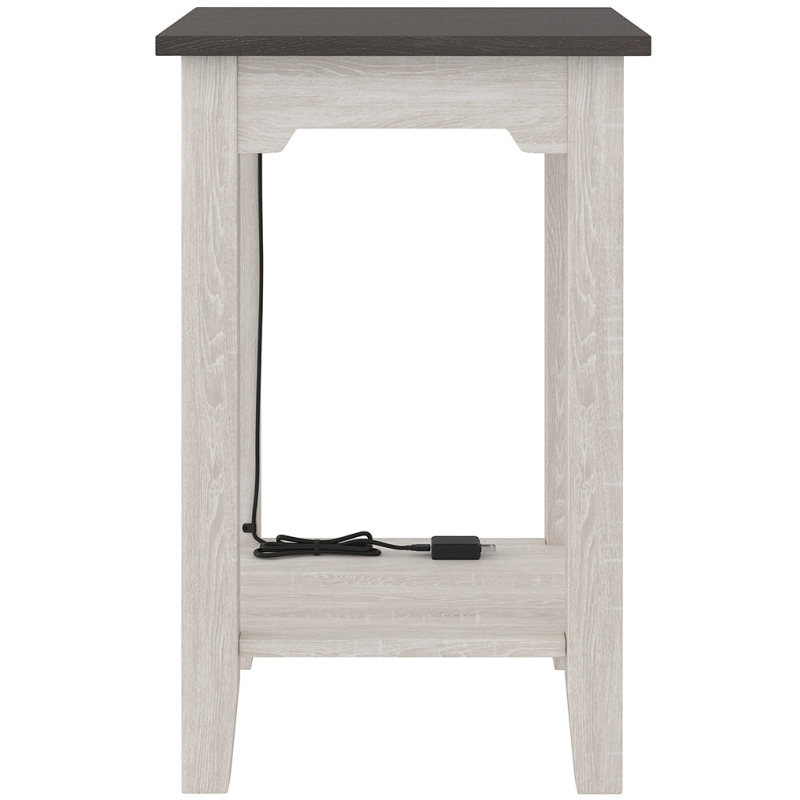 Dorrinson Chairside End Table