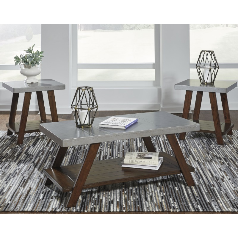 Bellenteen Table (Set of 3)