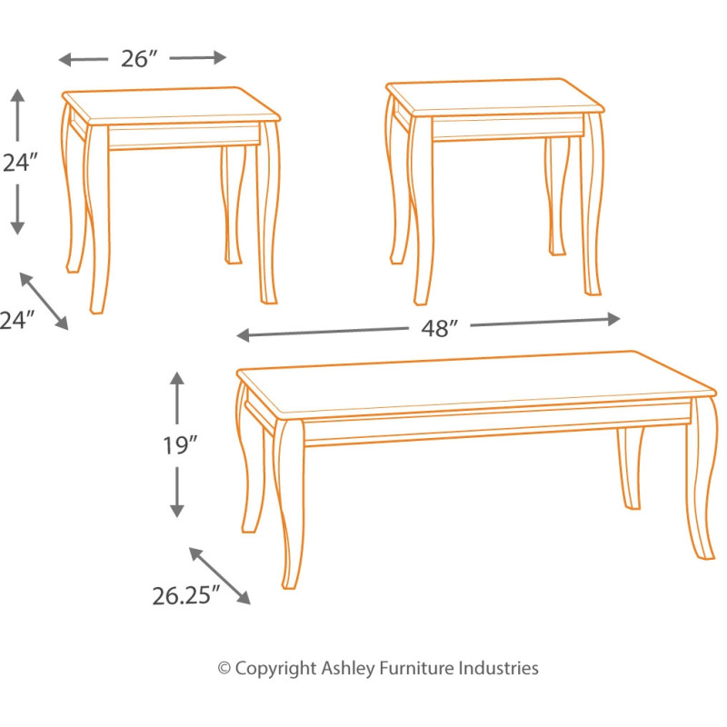 Mattie Table (Set of 3)