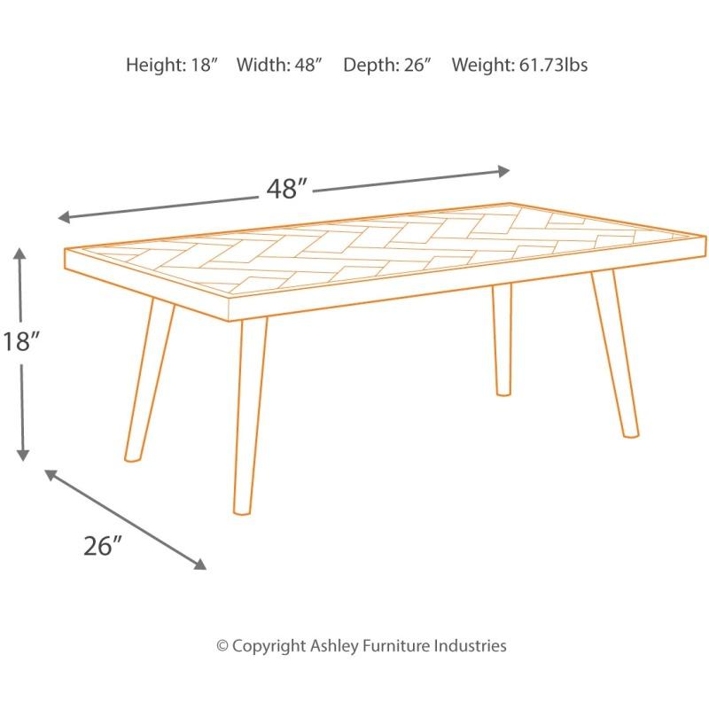 Vantori Coffee Table