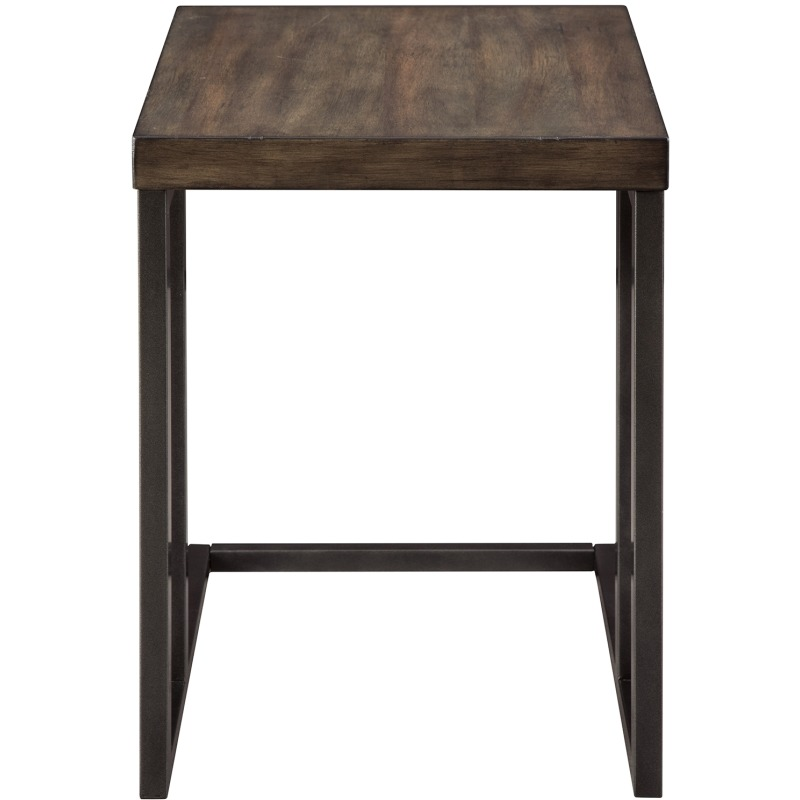 Johurst Chairside End Table