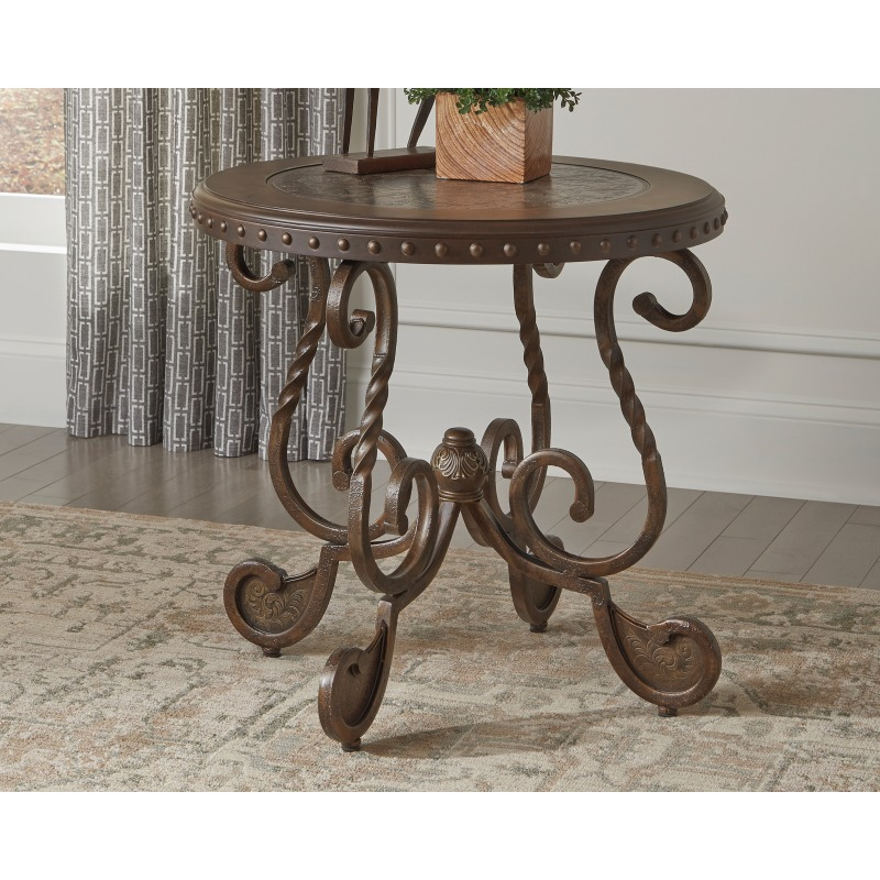 Fantastic Rafferty End Table By Signature Design By Ashley T382 6 Best Image Libraries Weasiibadanjobscom