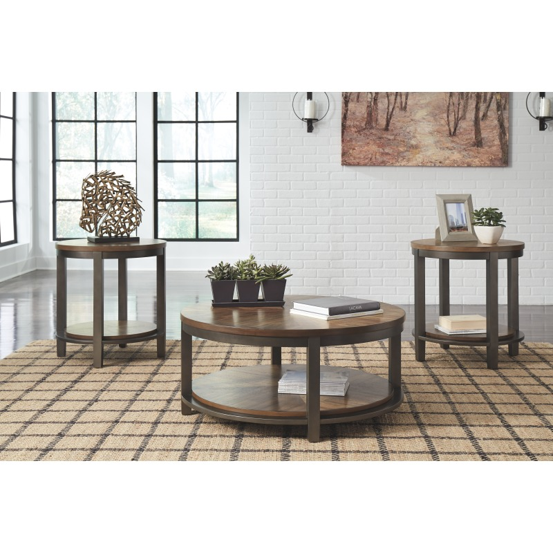 Roybeck Table (Set of 3)