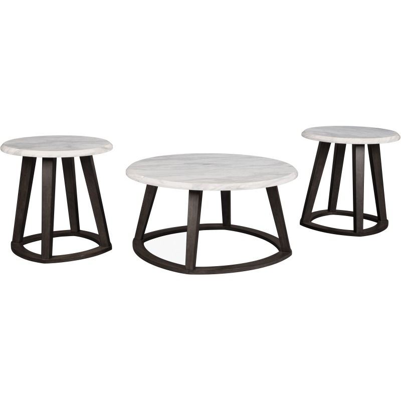 Luvoni Table (Set of 3)