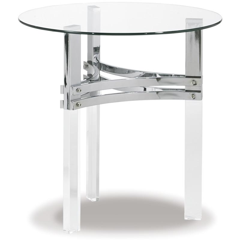 Braddoni End Table