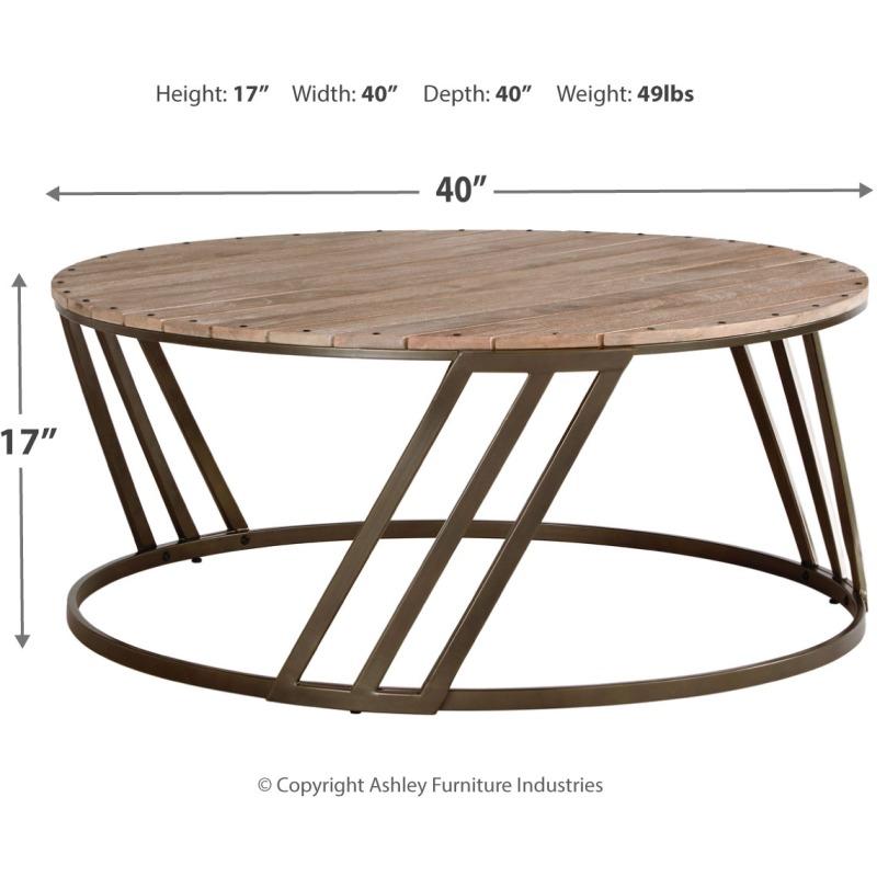 Fathenzen Coffee Table