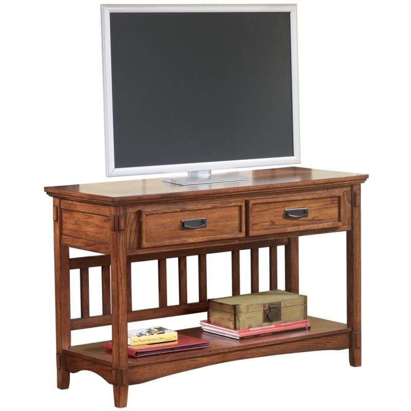 Cross Island Sofa/Console Table
