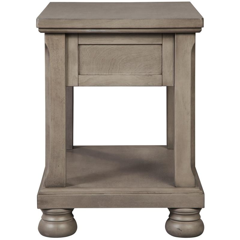 Lettner End Table