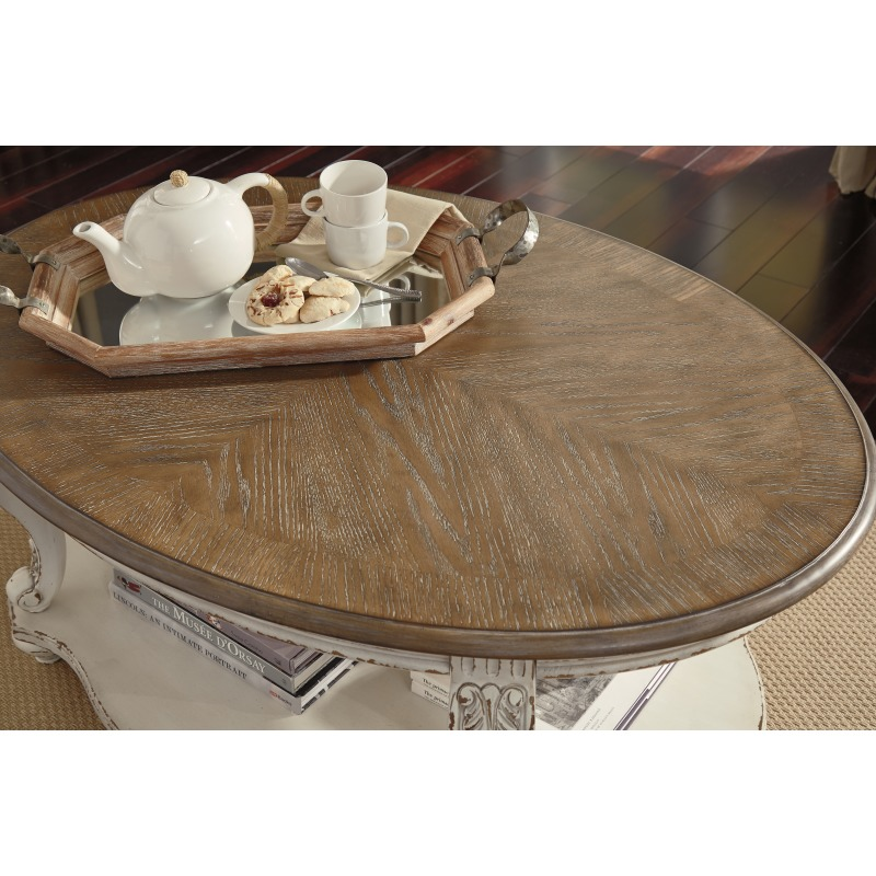 Realyn Coffee Table