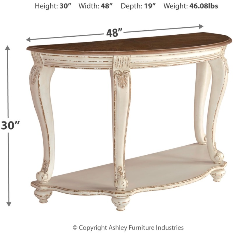 Fine Realyn Sofa Table Pdpeps Interior Chair Design Pdpepsorg