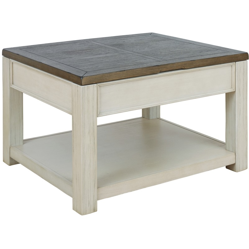 Bolanburg Coffee Table with Lift Top