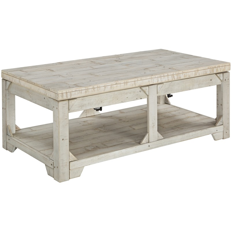 Fregine Coffee Table with Lift Top