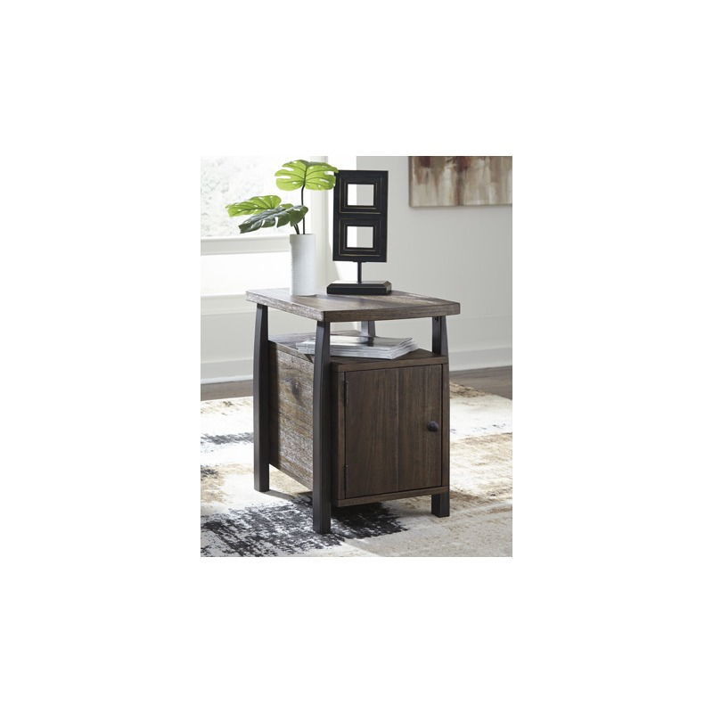 Vailbry Chairside End Table