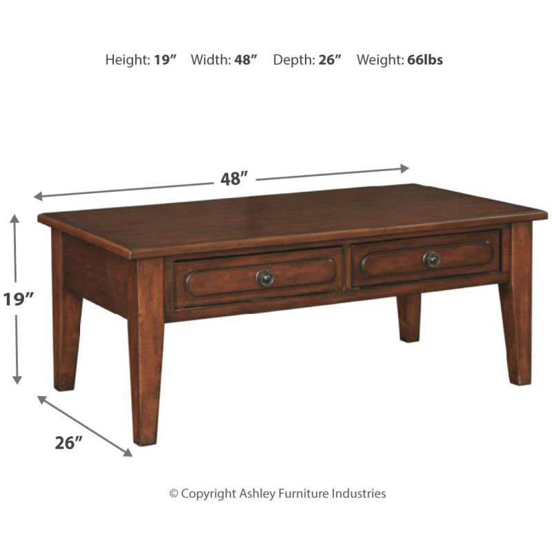 Adinton Coffee Table