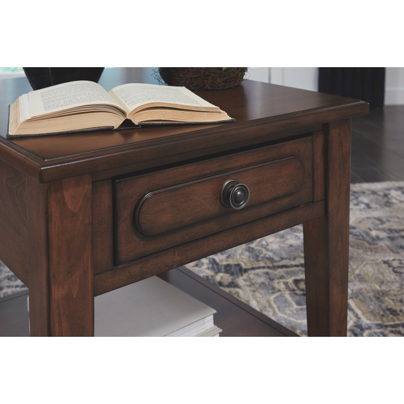 Adinton End Table