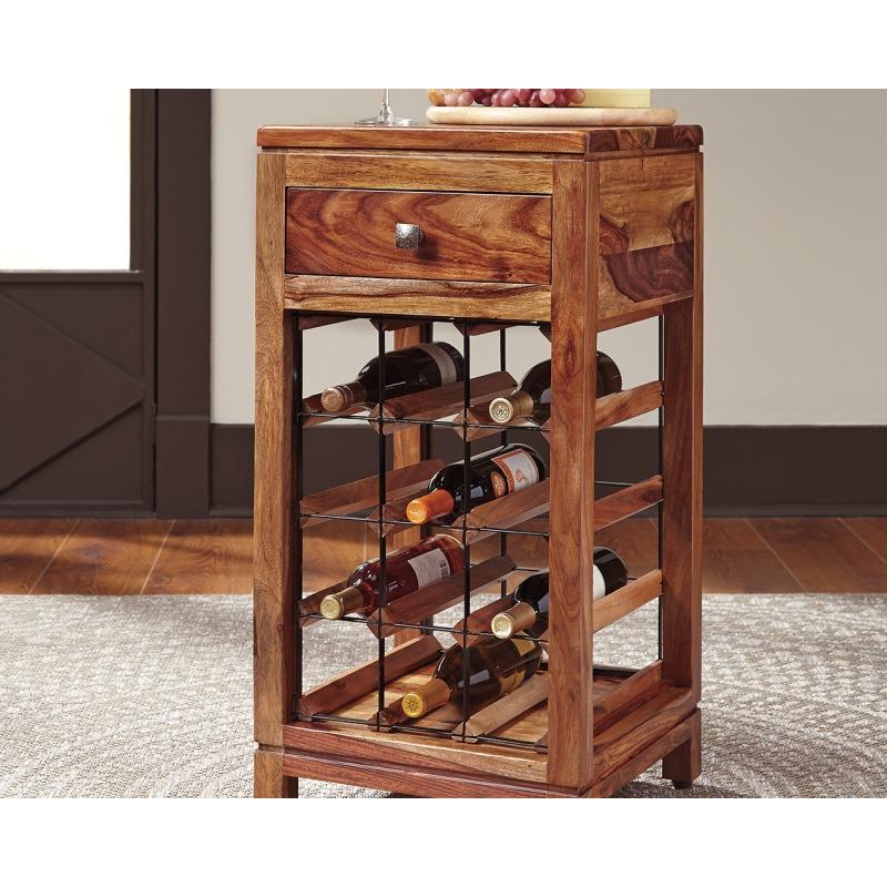 Abbonto Wine Cabinet