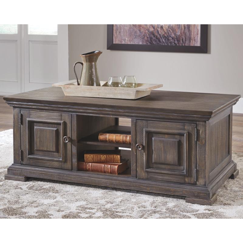 Wyndahl Coffee Table With Storage
