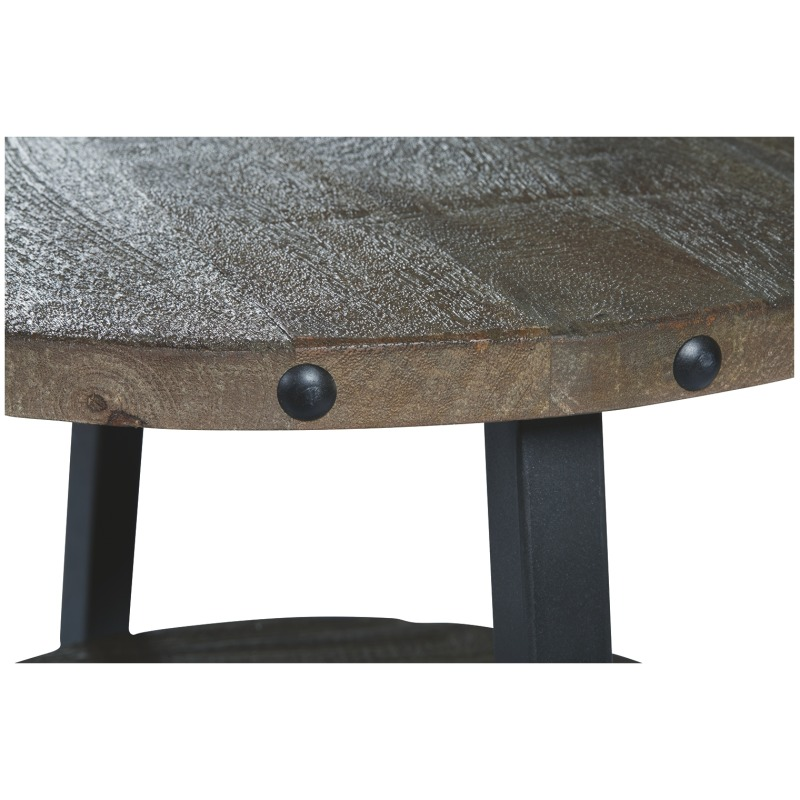 Haffenburg End Table
