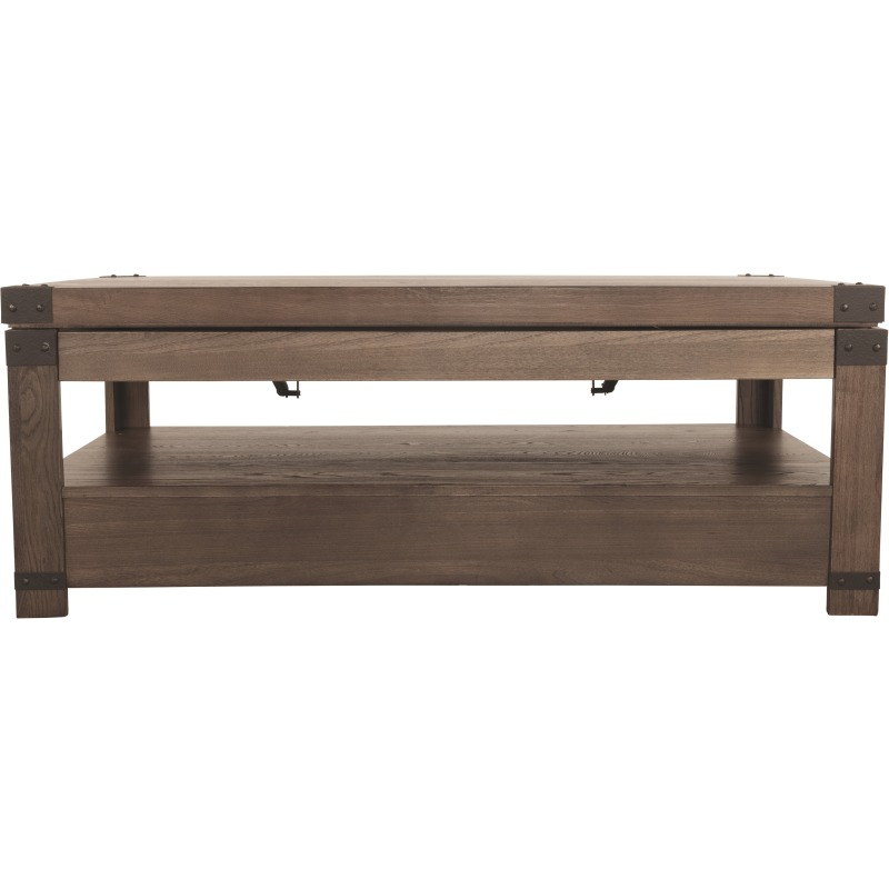 Burladen Coffee Table with Lift Top