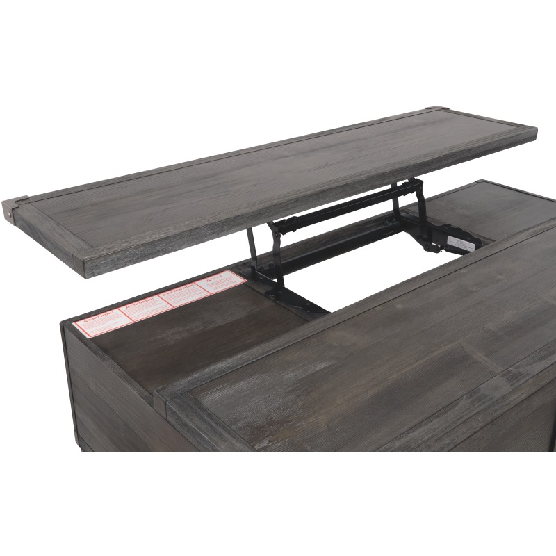 Todoe Coffee Table with Lift Top
