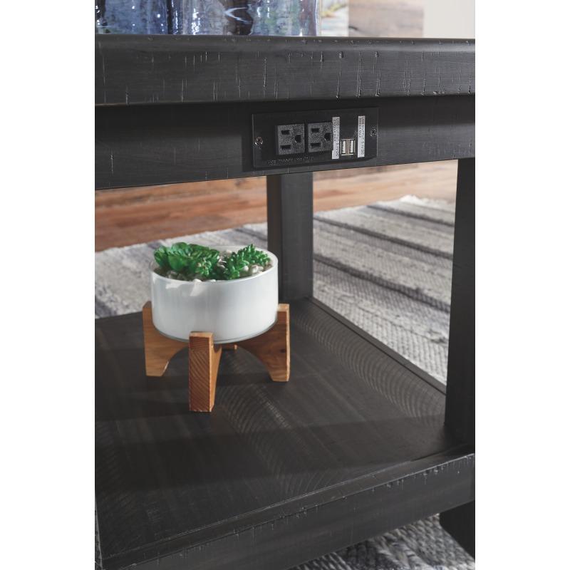 Delmar End Table