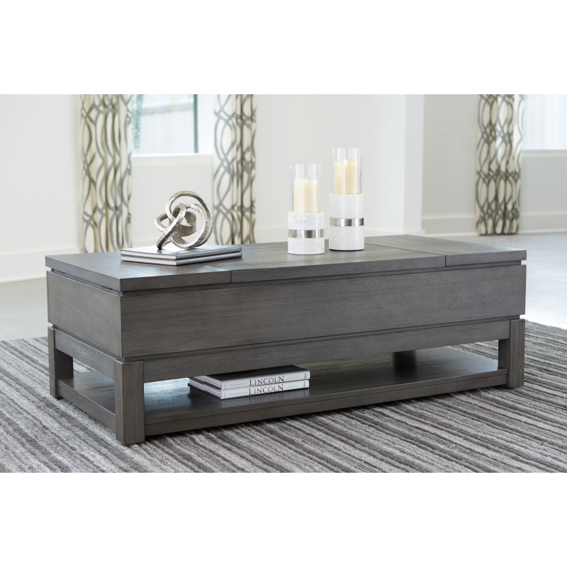 Caitbrook Lift-Top Coffee Table