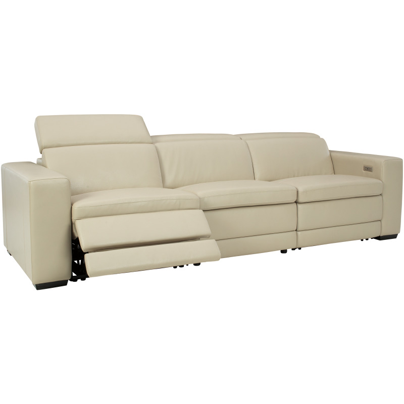 Texline 4-Piece Power Reclining Sectional